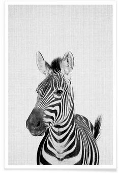 Print 49 en Affiche premium par Lila x Lola | JUNIQE