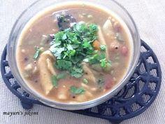 dal dokhri (vegetable stew)