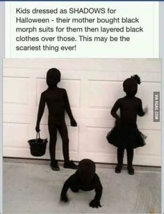 Best Halloween costumes idea ever.
