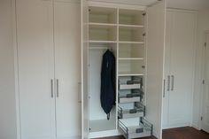 Meer dan 1000 afbeeldingen over Shelves, storage and walk in closet op ...