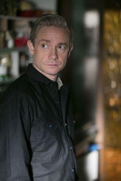 NEW #Sherlock promo shots from S4E1 The Six Thatchers - some Sherlock and John in 221B