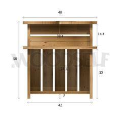 Tous les meubles - Woodself - Le site des plans de meubles gratuits
