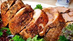 НОВИНКА!!! МЯСО - ТОП 5 ЛУЧШИХ И ПРОСТЫХ РЕЦЕПТОВ НА НОВЫЙ ГОД 2021! - YouTube Baked Pork, Meatloaf, Banana Bread, Turkey, Meals, Baking, Recipes, Food, Youtube
