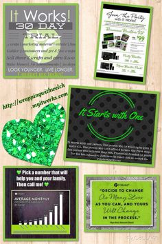 Looking for 3 new team members who want to be their own boss!! http://wrappingwithwelch.myitworks.com