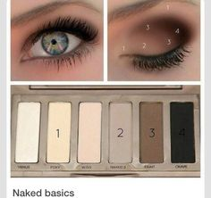 Naked Pallet How To