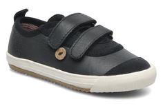 Faguo Linden Velcro (Svart) - Sneakers på Sarenza.se (191683)