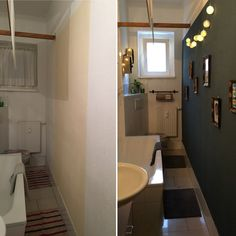 Before - After Bathroom