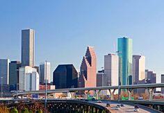 downtown houston skyline - Google Search