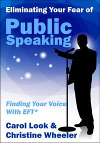 Whether you are making a cold call to one person over the phone, competing in an athletic or musical event, or speaking/ performing in front of group for any occasion, you may be one of the 75% of people who suffers from the #1 fear in America - the Fear of Public Speaking. Imagine how free you will feel when you finally ELIMINATE YOUR FEAR OF PUBLIC SPEAKING. All 7 Hours of MP3 Recordings and 197 page companion PDF transcript for only $50 (Complete computer downloads)