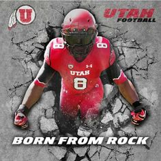 Utah new under armour uniforms for the 2014 season