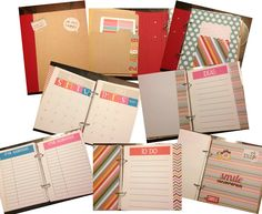 Free 2013-2014 Calendar printable to use in a Sn@p book.