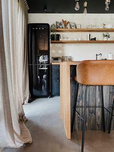 Kuchnia - projekt NYLOFT — HOUSE LOVES Loft, Bed, Furniture, Home Decor, Decoration Home, Room Decor, Lofts, Home Furniture, Interior Design