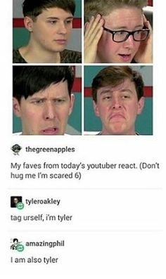 i'm everyone; i was phil and tyler when i first watched dhmis6, then i was thomas when i watched #4 (i didnt like that one) and now im dan when i watch any of them