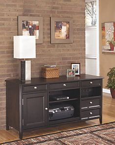 Carlyle 60 Credenza Home Office