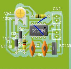PWM(Pulse Width Modulation) circuit.