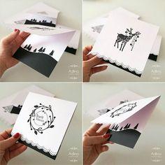 Vánoční přání v nordic stylu uz jsou vystavené u mě na Fleru...během pár dnů budou další...i jemnější akvarelové atd. #card #cardmaking #scrapbook #scrapbooking #nordic #style #clean #simple #blackandwhite #christmass #christmassgreeting #paper #papercards