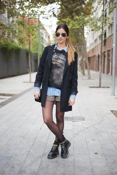 #layering #women #fashion #outfit