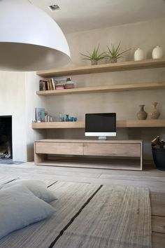 OAK NORDIC Mueble TV de madera maciza by Ethnicraft