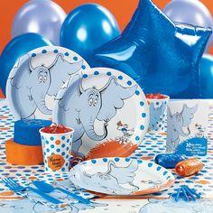 Horton Hears a Who! Party Supplies