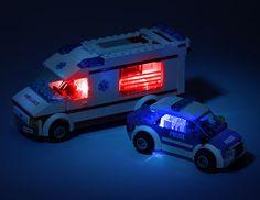 LED LEGO Styled Construction Bricks