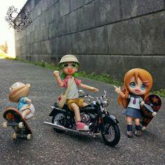 Yotsuba and friends  Toy snaps