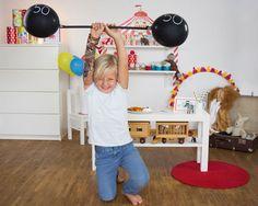 DIY IKEA - Spielideen für drinnen. www.limmaland.com