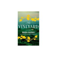 Vineyard (Unabridged) (CD/Spoken Word) (Maru00eda Dueu00f1as)