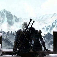 Geralt & Yenn