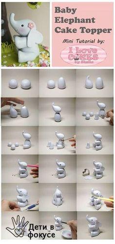 Figuras de fondant