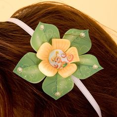 Disney Fairy Flower Headband