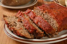 The best slow cooker meatloaf recipe!-La meilleure recette de pain de viande à la mijoteuse! (Un délice) Nothing is easier and more delicious than a slow cooker meatloaf We do not break our heads and the final result is very good in the mouth! Low Carb Meatloaf, How To Cook Meatloaf, Meatloaf Recipes, Easy Meatloaf, Italian Meatloaf, One Pound Meatloaf Recipe, Boston Market Meatloaf Recipe, Italian Bread, Salads