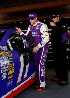 Denny Hamlin  (photo: NASCAR Images)