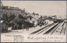 Railway Museum, Public Domain, Locomotive, Stockholm, Sweden, Washington, Train, Image, Historia