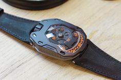 Urwerk UR 105 TA Clockwork Orange