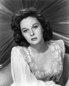 Susan Hayward, 1946........my girlhood favorite