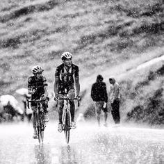 TDF 2015 stage 12 The storm on Plateau de Beille credit Gruberimages