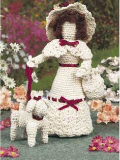 Felicia and Fifi FREE PATTERN
