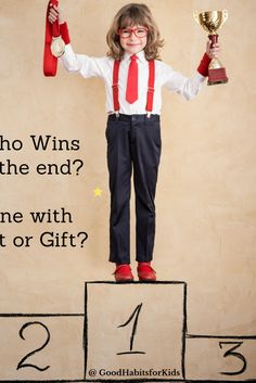 Who Wins In The End? The Kid With Grit or Gift?