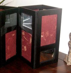 DIY Dollar Store Frames into Tabletop  Lantern!
