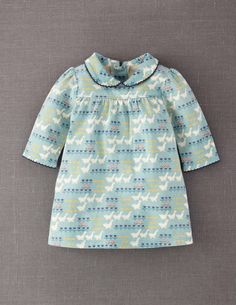Pretty Jersey Dress- more gorgeousness from mini boden
