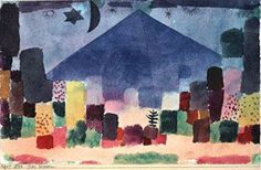 paul klee watercolors - Google Search