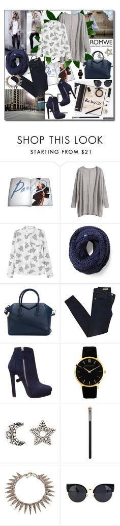 """""""#156"""" by adnaaaa ❤ liked on Polyvore featuring Monki, Keds, Givenchy, AG Adriano Goldschmied, Alexander McQueen, Larsson & Jennings, Lanvin, MAC Cosmetics and Otazu"""