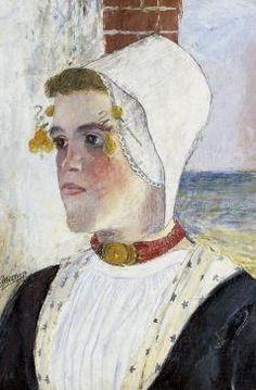 Peasant woman - Johannes Theodoor Jan Toorop | Studio 2000