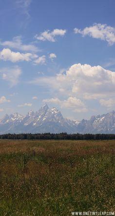 Grand Teton National Park, USA   #GrandTeton #findyourpark #USA #adventure #outdoors #wyoming