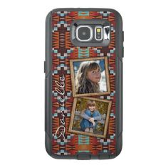 Custom Native American Indian Tribal Pattern OtterBox Samsung Galaxy S6 Case - photography gifts diy custom unique special