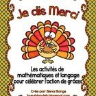 It's time to give thanks! This Thanksgiving-themed unit contains math and literacy activities to help students practice Thanksgiving vocabulary in ...