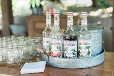 Whimsical California Ranch Wedding - photo by Carlie Statsky http://ruffledblog.com/whimsical-california-ranch-wedding | Ruffled