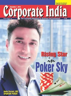 A Rising Star in the Poker Industry
