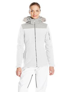Amazon.com: Spyder Women's Entice Jacket: Sports & Outdoors  https://www.amazon.com/gp/product/B01E0XZBM4/ref=as_li_qf_sp_asin_il_tl?ie=UTF8&tag=rockaclothsto_snow-20&camp=1789&creative=9325&linkCode=as2&creativeASIN=B01E0XZBM4&linkId=2fb6094f4fccf4e79a50b7458a5ed7c3