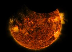 Contempla desde casa la rareza de un doble eclipse solar